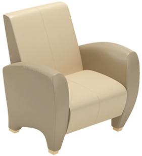 Techline Seating - Sienna Lounge Chair