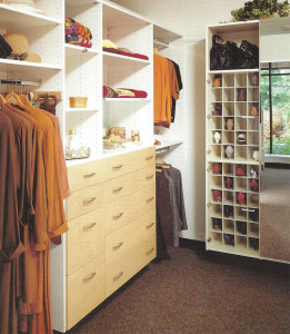 Techline Residential Closet Systems