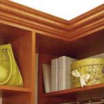 Techline Closet Crown Molding
