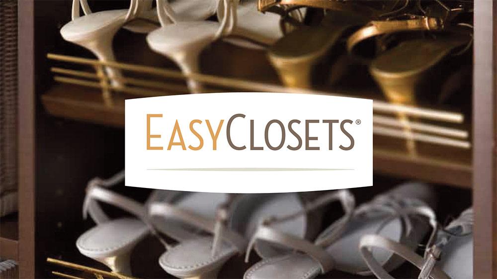 Techline's Easy Closet Systems