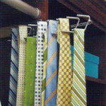 Techline Systems Slide Out Tie Rack