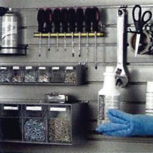 Techline Storewall Accessories for Garages