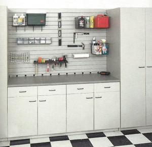 Techline Garage Utility Setups