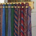 Belt and Tie Rack