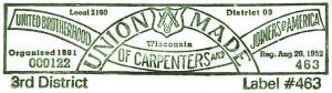 Carpenters Union